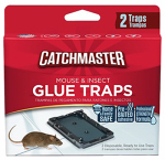 Ap & G 102 Mouse/Insect Glue Trap, 2-Pk.