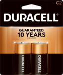 "Duracell Distributing Nc MN1400B2Z 2-Pack  ""C"" Alkaline Batteries"