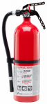 Kidde Plc 21006204N Multi-Purpose Fire Extinguisher, 3-A:40-BC