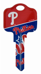Kaba Ilco KCKW1-MLB-PHILLIES KW1 Phillies Team Key
