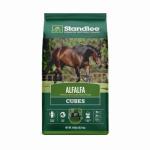 Standlee Hay 1180-40101-0-0 Forage, Alfalfa Cubes, 40-Lb. Bag