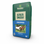 Standlee Hay 1200-70101-0-0 Forage, Chopped Alfalfa/Timothy, 40-Lb. Bag