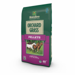 Standlee Hay 1375-30101-0-0 Forage, Orchard Grass Pellets, 40-Lb. Bag