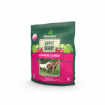 Standlee Hay 1585-41008-0-0 Horse Treats, Apple Berry Cookie Cube, 5-Lb. Bag