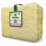 Standlee Hay 1600-20121-0-0 Grab-N-Go Compressed Forage, Straw, 50-Lb. Bale