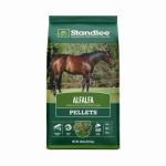 Standlee Hay 1175-30101-0-0 Forage, Alfalfa Pellets, 40-Lb. Bag
