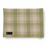 Myles International TCY60335PM American Plaid Placemat (Sage/Beige)