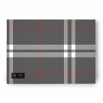 Myles International TCY60989PM Urban Plaid Placemat