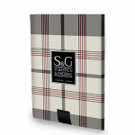 Myles International TCY6148910 Tablecloth, Sherwood Plaid, Oblong, 60 x 104-In.