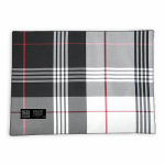 Myles International TCY62089PM City Plaid Placemat (Grey)