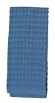 J & M Home Fashions 7375 16x16 BLU Kitchen Towel