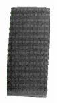 J & M Home Fashions 7379 16x26 BLK Kitchen Towel