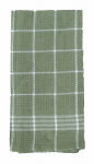 J & M Home Fashions 7389 2PK 18x24 GRN Kit or Kitchen Towel