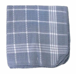 J & M Home Fashions 7394 4PK 13x13 Dish Cloth