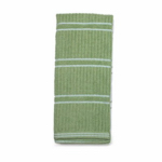 J & M Home Fashions 10561 2PK 16x26 GRN Kit or Kitchen Towel
