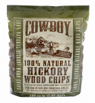 Duraflame Cowboy 51112 Wood Chips, Hickory, 2-Lbs.