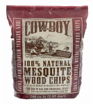 Duraflame Cowboy 51212 Wood Chips, Mesquite, 2-Lbs.
