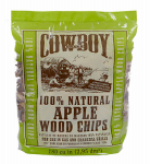 Duraflame Cowboy 51312 Wood Chips, Apple, 2-Lbs.