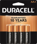 "Duracell Distributing Nc MN1500B4Z 4-Pack  ""AA"" Alkaline Batteries"