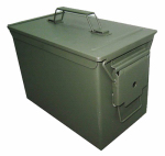 New Legacy Industrial SG2123903-YY Ammunition Utility Box, .50-Cal., Olive Green