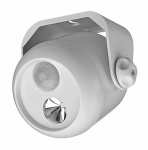 Wireless Environment MB300-WHT-01-02 LED Mini Spot Light, Motion & Light Sensing, 80 Lumens, White