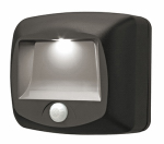Wireless Environment MB520-BRN-01-02 LED Stair & Deck Light, Motion-Sensing, 35 Lumens, Brown