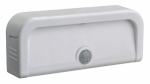 Wireless Environment MB700-WHT-01-02 LED Motion-Sensing Light, Adhesive, 20 Lumens, White