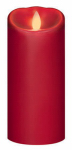 Northern International IGFT88207CB00 LED Flameless Candle, Red, 3 x 7-In.
