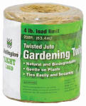Wellington Cordage 14255 Household Jute Twine, 3-Ply, #24, 208-Ft.