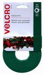 Velcro Usa Consumer Pdts 90709ACS 330x12 GRN Velcro Tie
