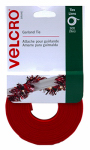 Velcro Usa Consumer Pdts 91369ACS 30x1/2 RED Garland Tie
