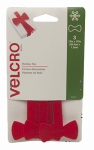 Velcro Usa Consumer Pdts 91917ACS 3CT 12x1/2 Bow Velcro