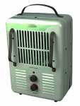 Ningbo Konwin Electrical Appliance 07201 Milk House Utility Heater, 3 Settings