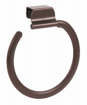 Spectrum Diversified Designs 58924 Towel Ring, Over The Cabinet/Drawer, Bronze
