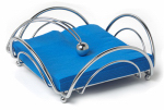 Spectrum Diversified Designs 97970 Napkin Holder, Chrome