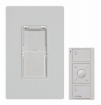 Lutron Electronics PJ2-WALL-WH-L01 Pico Remote Control With Wall Mounting Kit, White