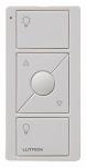 Lutron Electronics PJ2-3BRL-WH-L01R Pico Remote Control Dimmer, White