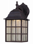 Westinghouse Lighting 64000 LED Wall Lantern, Outdoor, Weathered Patina, 9-Watt