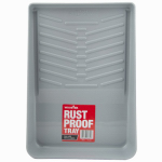 Wooster Brush BR549-11 Deluxe Paint Tray, Solvent-Resistant Plastic