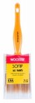 Wooster Brush Q3108-2 1/2 Paint Brush, Softip, Nylon/Polyester, 2.5-In.