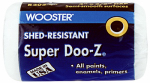 Wooster Brush R205-4 Paint Roller Cover, Super Doo-Z, Shed-Resistant, 4-In. x 3/8-In. Nap