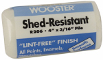 Wooster Brush R206-4 Paint Roller Cover, Super Doo-Z , Shed-Resistant, 4-In. x 3/16-In. Nap