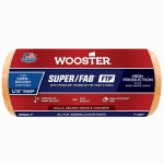 Wooster Brush RR924-7 Paint Roller Cover, Super Fab, Shed Resistant, 7-In. x .5-In.