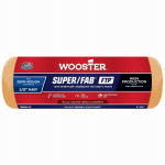 Wooster Brush RR924-9 Paint Roller Cover, Super Fab, Shed Resistant, 9-In. x .5-In.