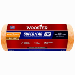 Wooster Brush RR926-9 Paint Roller Cover, Super Fab, Shed Resistant, 9-In. x 1.25-In.
