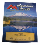Big Rock Sports 53105 Freeze-Dried Rice/Chicken, 6.38-oz.