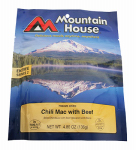 Big Rock Sports 53128 Freeze-Dried Chili Mac With Beef, 4.80-oz.