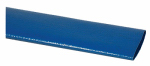 Apache Hose & Belting 13026445-100 Lay Flat Discharge Hose, Blue PVC, 1.5-In. x 100-Ft.