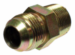 Apache Hose & Belting 39006450 3/8Male JICx1/2 Adapter