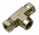 Apache Hose & Belting 39035912 3/8x3/8Fem T Fitting
